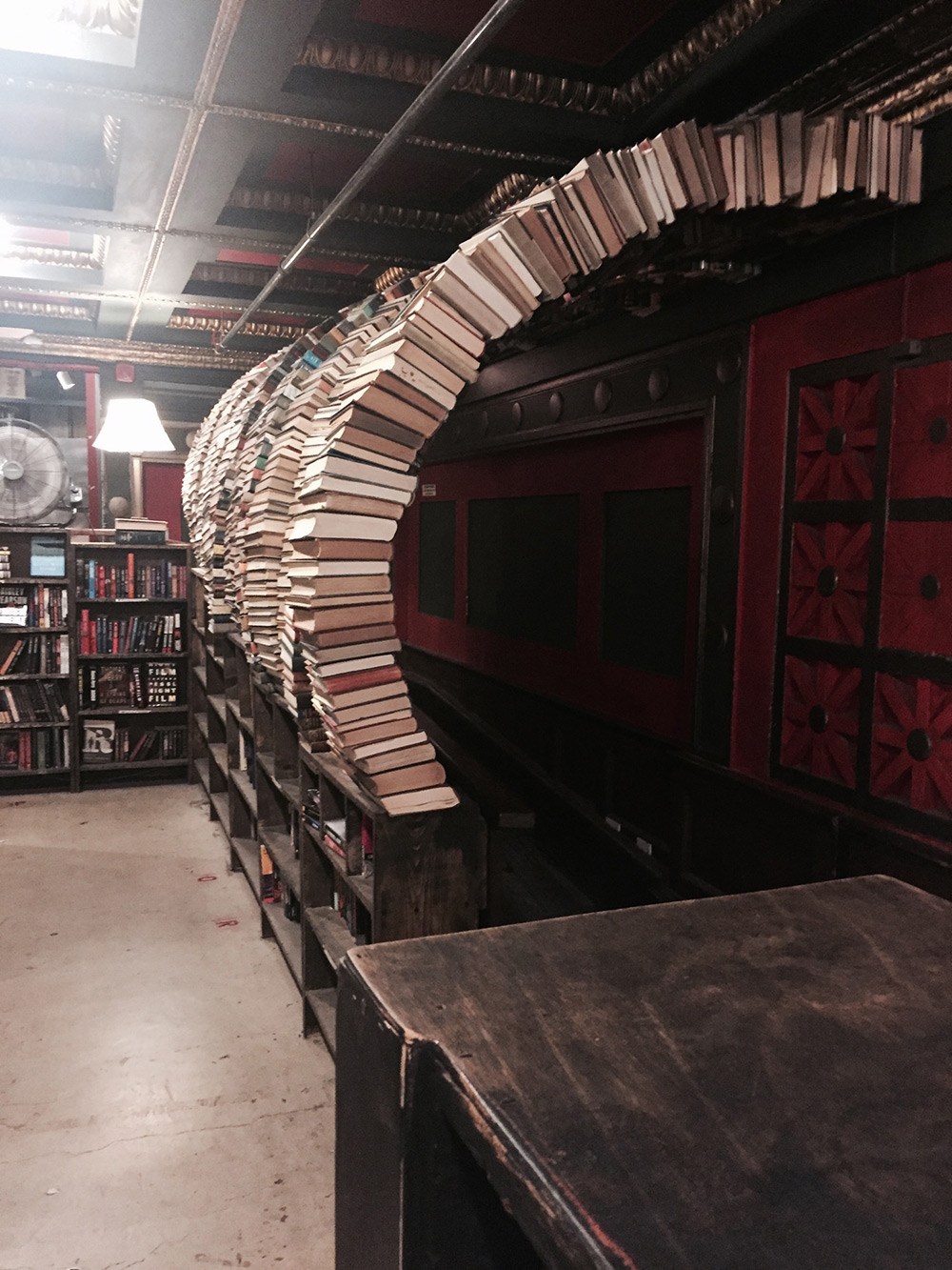 old bookstore Los Angeles